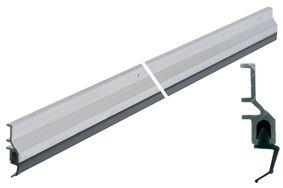 ellen ats tochtstrip aluminium 2300mm