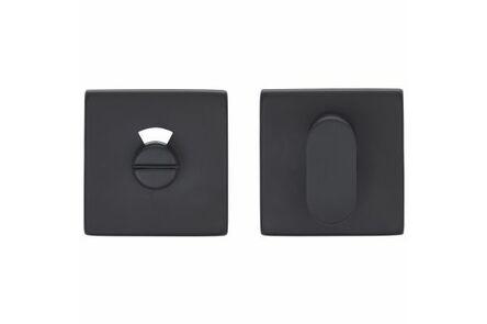 skantrae toiletgarnituur vierkant houston rvs mat zwart