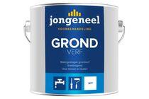 JONGENEEL Grondverf Acryl Wit Binnen / Buiten 2,5Ltr