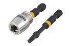 """DEWALT DT70537T-QZ Impact Torsion 2x T20 50mm +1"""" Maglock"""