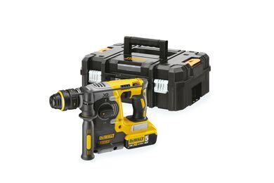 DEWALT DCH274P2T-QW XR Combihamer SDS-Plus 18V 2x 5,0Ah Brushless