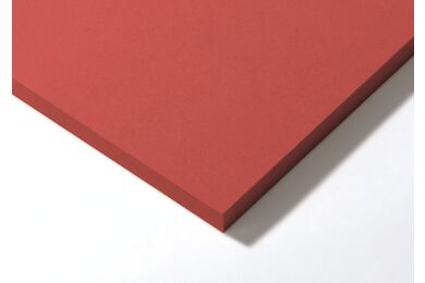 Valchromat MDF SSC Red 19 mm 244x183cm