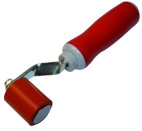 rubbercover siliconen aandrukrol 40mm