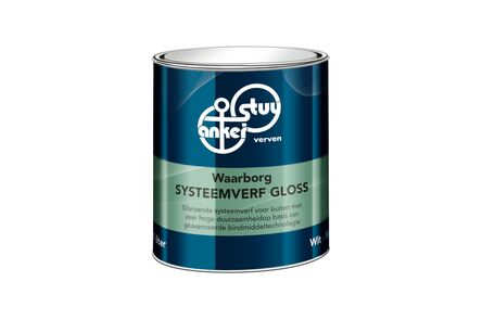 totem lak gloss ral7016 antraciet 1ltr