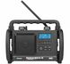 perfectpro radio rockbox2 dab+ bluetooth zwart