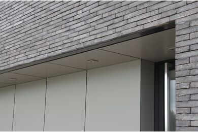 TRESPA Izeon Satin RAL 7035 Lichtgrijs Enkelzijdig 3050x1530x6mm