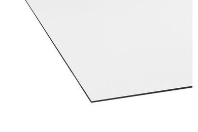 ISICOMPACT Gevelplaat 0101 Wit 3050x1250x6mm