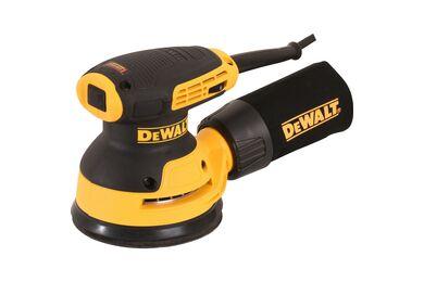 DEWALT DWE6423-QS Excentrische Schuurmachine 125mm 230v 280W