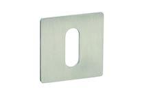 comfidoor sleutelrozet slim square rvs
