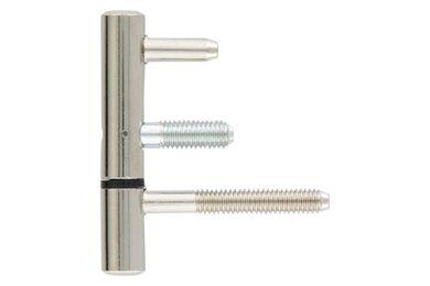 AXA Inboorpaumelle Voor Staal 1177-23-37OTA Vernikkeld 2st 75x12mm