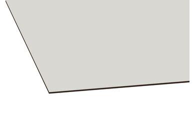 ISICOMPACT Gevelplaat 0112 Lichtgrijs 6x3050x1250mm