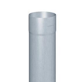 rheinzink hwa buis gelast 80x0,65x2000mm walsblank