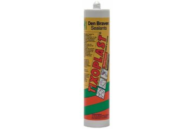 DEN BRAVEN Tixoplast® Afdichtingskit Zwart 310ml