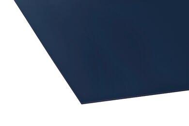 TRESPA Izeon Satin RAL 5011 Staalblauw Enkelzijdig 3050x1530x6mm