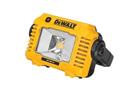 dewalt XR LED-Bouwlamp DCL077-XJ 18v Geel/Zwart