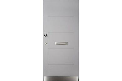 WEEKAMP Voordeur Tricomfort WK2001 Voorbehandeld Wit FSC 930x2340mm