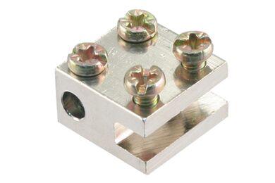 Q-LINK Radiator Aardklem Blokmodel 6mm