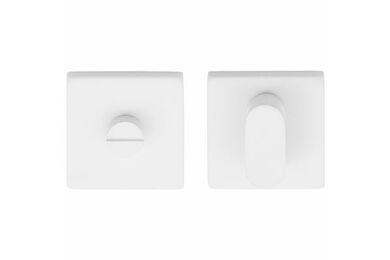 SKANTRAE Toiletgarnituur Vierkant Houston square Wit