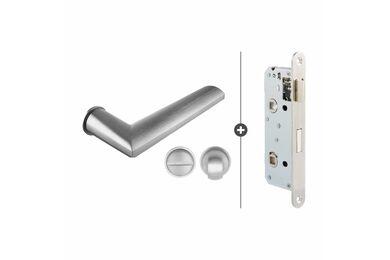 SKANTRAE Hang- en Sluitwerkpakket HSP841 WC Slot Plano Mcr T.B.V. SSL Series