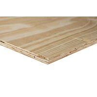 <p>Constructie plaat opgebouwd uit Elliotis pine fineren. Deze houtsoort en de productiewijze hebben tot gevolg dat de plaat soms minder vlak is. Aan uiterlijk en fineeropbouw kunnen geen hoge eisen worden gesteld. Deze plaat leent zich uitstekend als tijdelijke bouwbeschuttingen of stortkoker.</p>