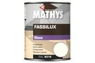 MATHYS Fassilux Gloss Helder Wit Ral 9016 1l