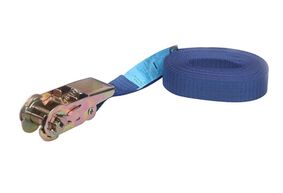 sjorband ratel eindeloos 25mm blauw 5m