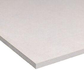 glasroc-f (staalbekleding) gipsplaat vk glasvliesversterkt 2400x1200x15