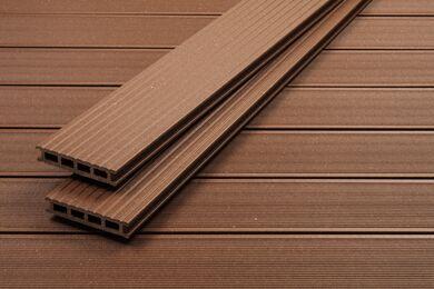 UPM ProFi Deck Vlonderplank Autumn Brown 28x150x6000mm