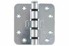 AXA Smart Kogellagerscharnier Ronde hoek 1677-09-23E Verzinkt 89x89mm