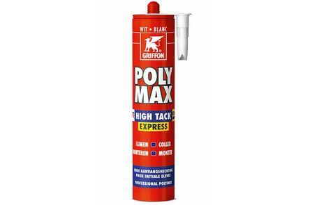 griffon polymax express high tack wit 435gr