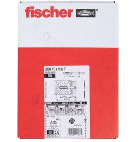 fischer sxr constructieplug torx 10x100mm 50st