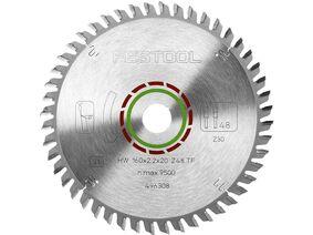 festool cirkelzaagblad speciaal tf48 48-tands 160x2,2x20mm