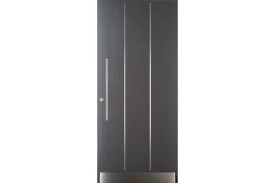 WEEKAMP Voordeur Tricomfort WK2021 Voorbehandeld Wit FSC 930x2115mm