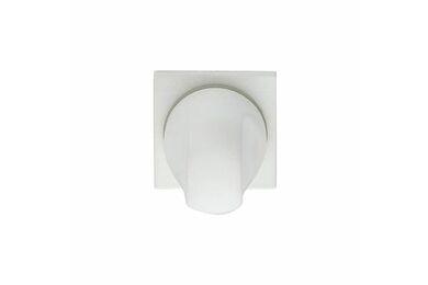 SKANTRAE Toiletgarnituur Vierkant Tulsa Minimal Wit