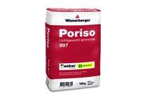 porotherm poriso lichtgewicht lijmmortel 997- 18kg