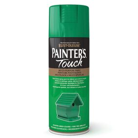 painters touch verf spuitbus 400ml heldergroen