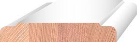 q-pine architraaf qp04 16x90x4800