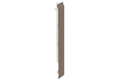 KERALIT 2818 Verbindingstuk Voor 2819 Bruingrijs Classic Nerf