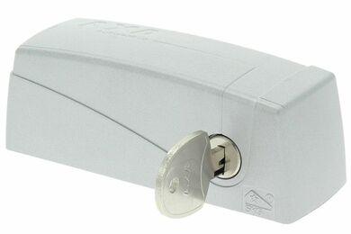 AXA Oplegslot Automatic Silver 30160090B
