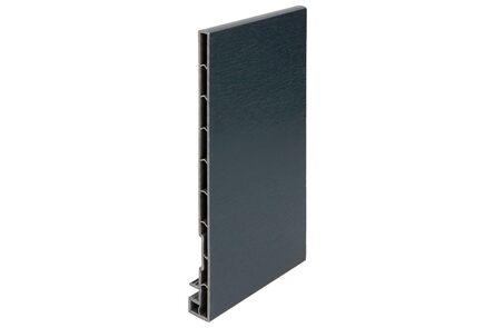keralit dakrandpaneel 2821 classic antraciet 7016 200x20x10 6000mm
