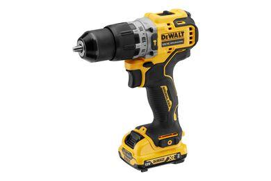 DEWALT DCD706D2-QW XR Schroef-/Klopboormachine 12V 2x 2,0Ah