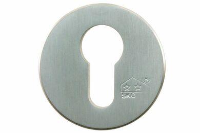 IMPRESSO Veiligheidsrozet Skg3 Rvs Rood 52mm