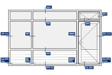 Raamprofiel Hardhout Geschaafd Onderdorpel RP4 PEFC 54x80x3050mm