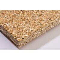 <p>Spaanplaat E1 is opgebouwd uit drie lagen houtvezels. Met zijn geschuurde, fijne oppervlakte en sterk schroefbare kern is de plaat goed te verwerken en te gebruiken voor verschillende doeleinden.</p>