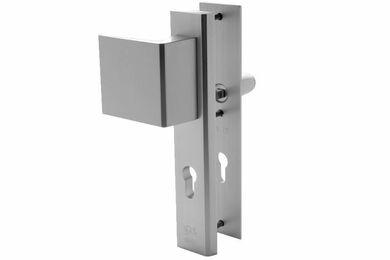 NEMEF Veiligheidsgarnituur Duw/Kruk Pc55 3419 Skg3 Alu F1