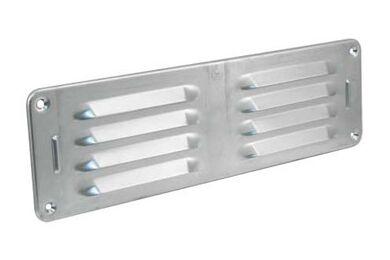 STARX Schoepenrooster Aluminium Blank 300x90mm