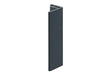 KERALIT 2806 Eindprofiel 17mm Monumenten Blauw Classic Nerf 4000mm