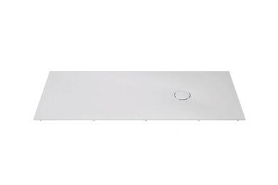 Krion Solid Surface Douchebak P801 Snow White 1800x800x48mm