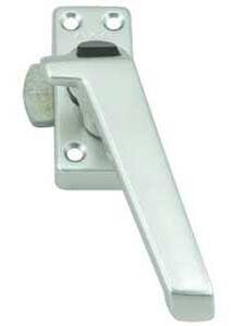 axa raamsluiting nok/knop rechts 3308-31-92 aluminium