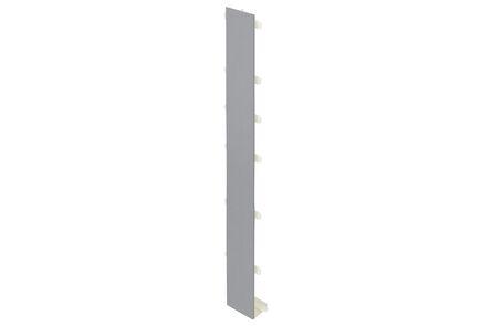 keralit tussenstuk 2848 classic grijs 7001 350mm